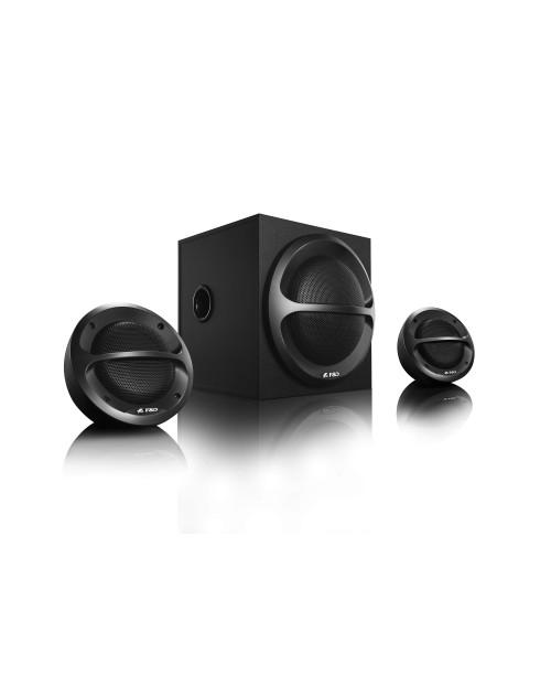 Sistem audio 2.1 F&D A110, 35 W RMS