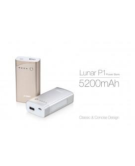 Baterie externa Lunar P1, 5400 mAh, F&D